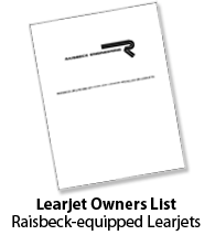 Learjet Owners List